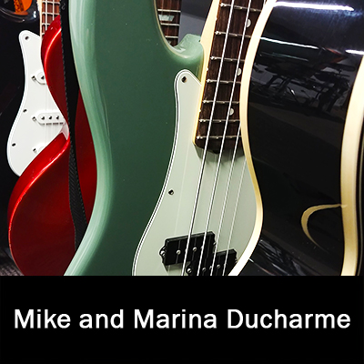Mike and Marina Ducharme
