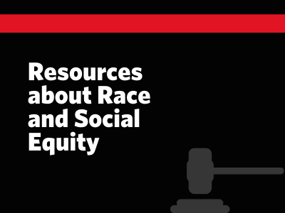 Resources about race and social equity