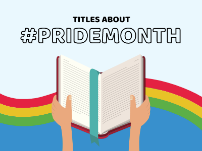 Titles about Pride Month