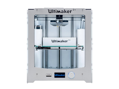 IMAGE: Ultimaker 2 Plus 3D printer