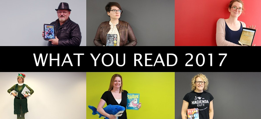 Image: What You Read 2017
